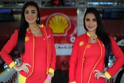 Gridgirls in Goiania