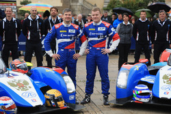 Кирилл Ладыгин, Виктор Шайтар, #37 SMP Racing BR01 - Nissan