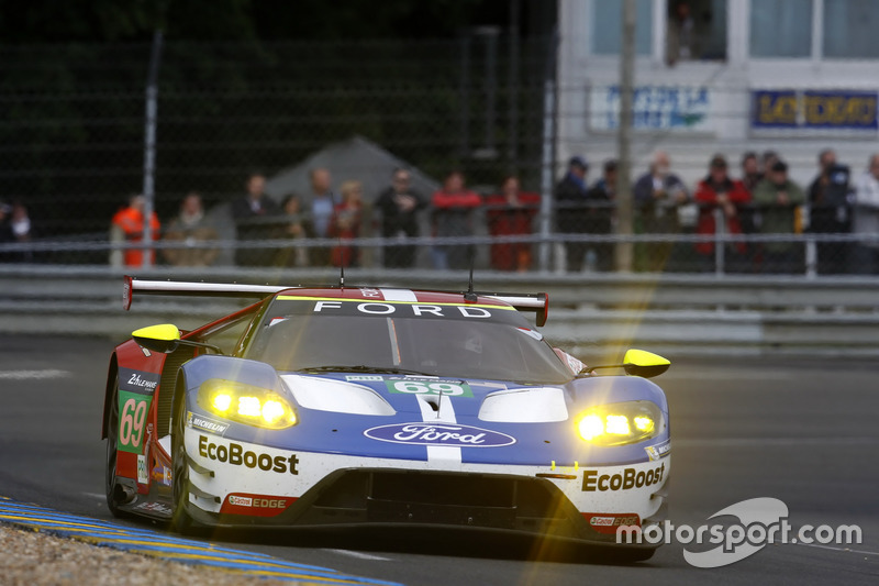 35: #69 Ford Chip Ganassi Racing Ford GT: Ryan Briscoe, Richard Westbrook, Scott Dixon