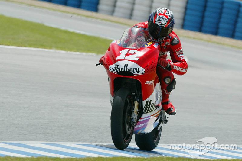 2003 (Desmosedici GP3)