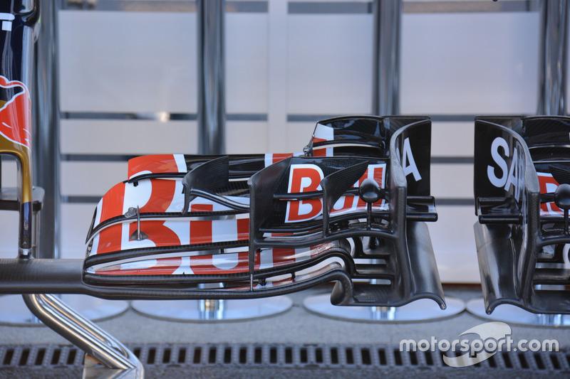 Toro Rosso STR 11: Frontflügel 1