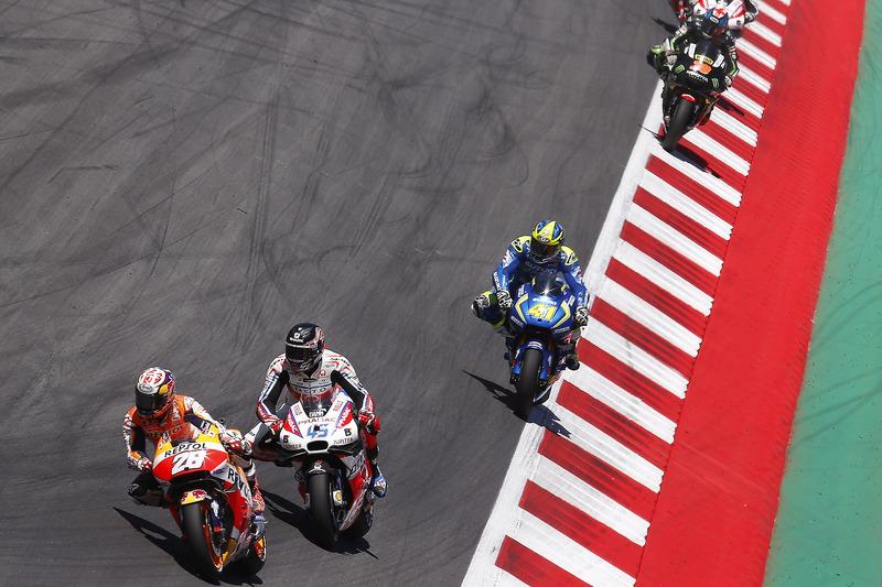 Dani Pedrosa, Repsol Honda Team, Scott Redding, Octo Pramac Racing