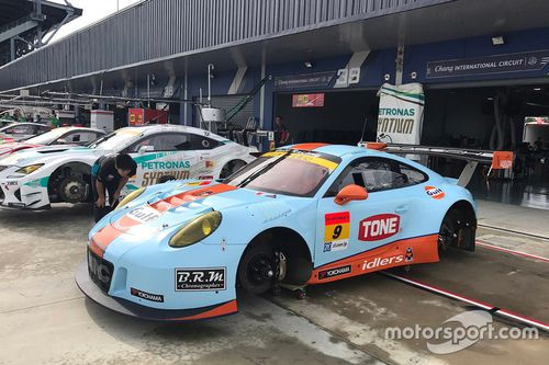 Gulf Racing with Pacific