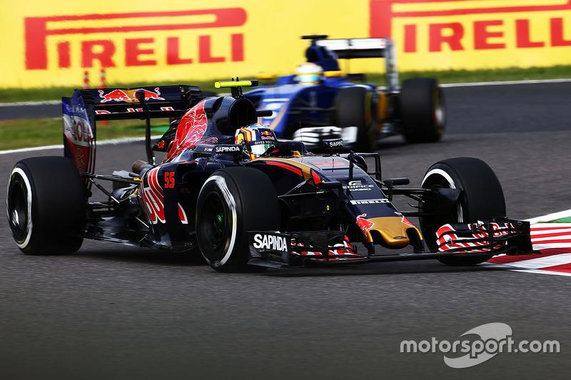 14: Carlos Sainz Jr., Scuderia Toro Rosso STR11