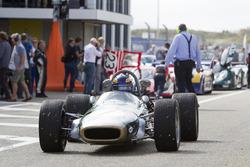 David Brabham, Brabham BT24