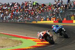 Maverick Viñales, Team Suzuki Ecstar MotoGP, Dani Pedrosa, Repsol Honda Team