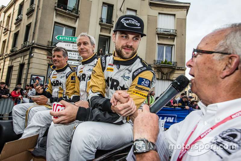 #49 Michael Shank Racing Ligier JS P2 Honda: Oswaldo Negri Jr., John Pew, Laurens Vanthoor
