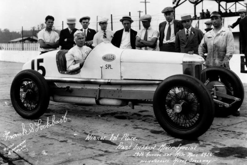 1926: Frank Lockhart