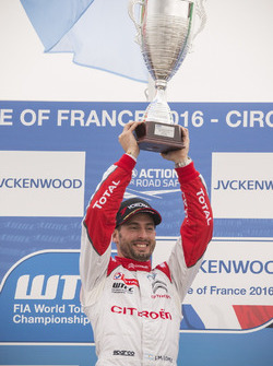 Sieger José María López, Citroën World Touring Car Team, Citroën C-Elysée WTCC