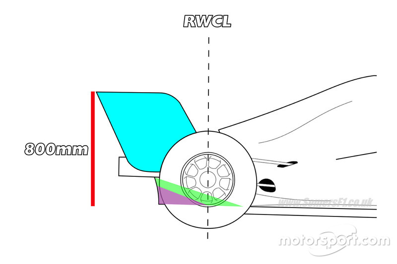 Diffuser Side view