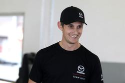 #55 Mazda Team Joest Mazda DPi: Oliver Jarvis