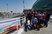 Robert Kubica, Williams fans