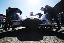 #32 United Autosports, Ligier JSP217 - Gibson: Вільям Оуен, Уго де Заделер, Філіпе Альбукерке