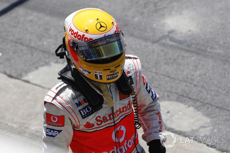 Хэмилтон и Росберг же после гонки получили штрафы в десять позиций на стартовой решетке следующего Гран При во Франции
