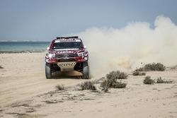 ناصر العطية، رالي قطر الصحراوي