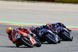 Michael Ruben Rinaldi, Aruba.it Racing-Ducati SBK Team, Alex Lowes, Pata Yamaha