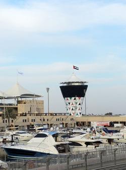 Marina and Shams Tower