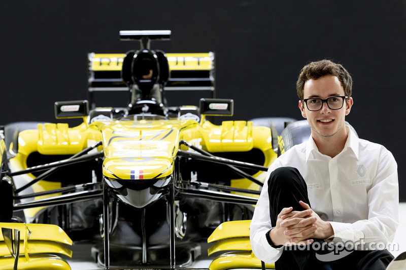 Anthoine Hubert, pilote affilié Renault Sport