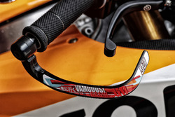 Bike detail Marc Marquez, Repsol Honda Team