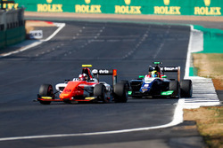 Will Palmer, MP Motorsport et Alessio Lorandi, Trident