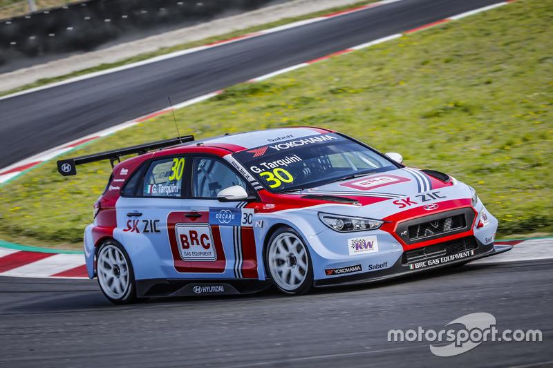 BRC Racing Team, Hyundai i30 N TCR