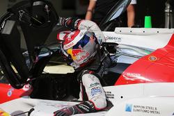 #8 Toyota Gazoo Racing Toyota TS050 Hybrid: Sébastien Buemi