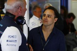 Felipe Massa, eski takımı Williams ile