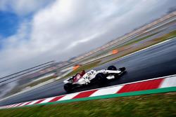 Маркус Ерікссон, Alfa Romeo Sauber C37