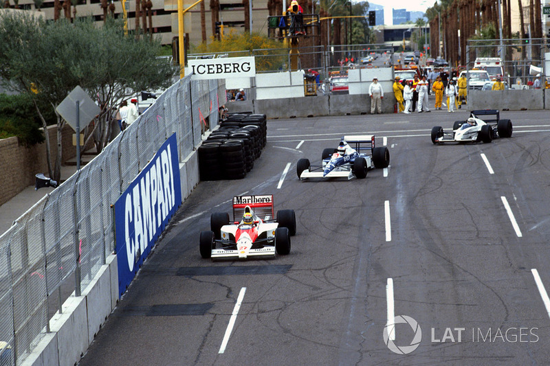 Jean Alesi - Tyrrell (1989--1990)