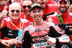 Переможець Марко Меландрі, Aruba.it Racing-Ducati SBK Team
