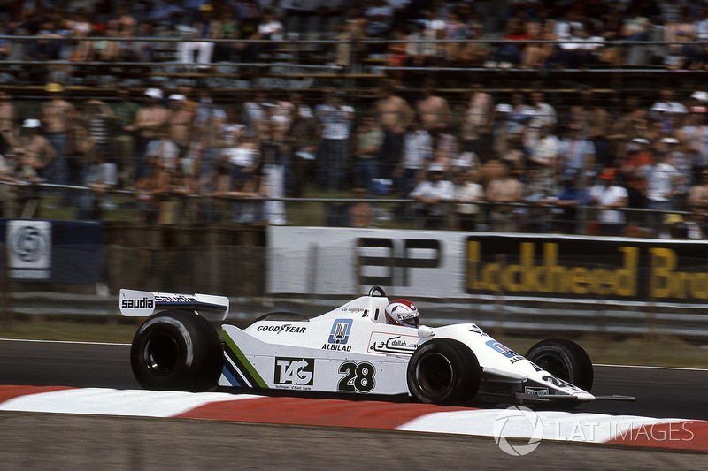 1979 : Williams-Cosworth FW07