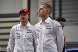 Jari-Matti Latvala et Ott Tanak, Toyota Racing