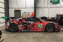 Michael Shank Racing livery for the 2018 Rolex 24 at Daytona
