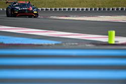 #44 Strakka Racing Mercedes-AMG GT3: Adrien Tambay, David Fumanelli, Felipe Fraga
