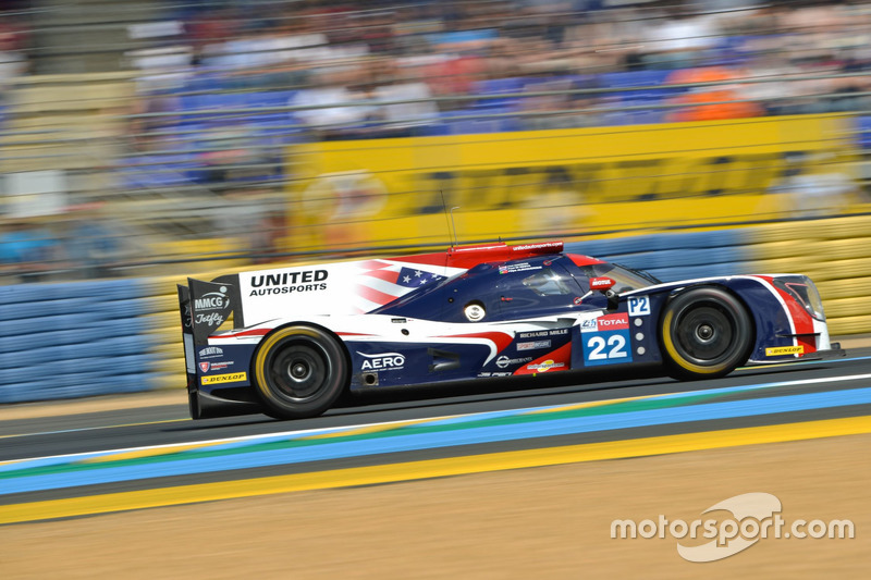 Пол ді Реста: #22 United Autosports Ligier JSP217 Gibson