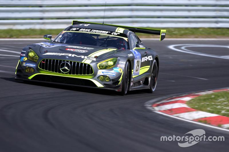 9. #29 HTP Motorsport, Mercedes-AMG GT3