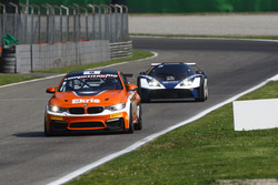 Ricardo van der Ende, Bernhard van Oranje, Racing Team Holland by Ekris Motorsport, Ekris M4 GT4
