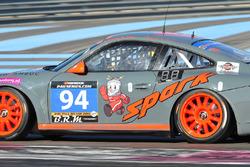 #94 Spark Motorsport Porsche 997 Cup: Denis Francois, Ripert Hugues, Stéphane Ortelli, Jules Gounon
