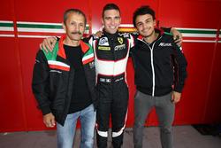 Pole position GTE : #56 AT Racing Ferrari F458 Italia: Alexander Talkanitsa Sr., Alexander Talkanitsa Jr., Alessandro Pier Guidi
