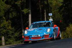 Harald Hennes, Thomas Gerling, Thomas Kappeler, Porsche 991 GT3 Cup