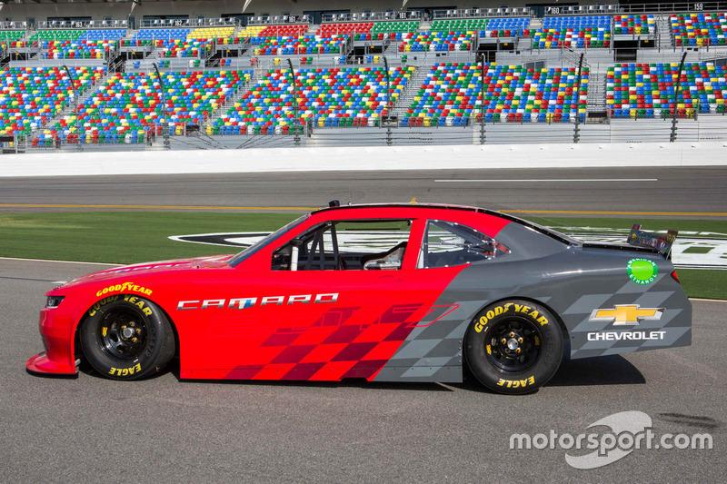 2017 NASCAR XFINITY Chevrolet Camaro