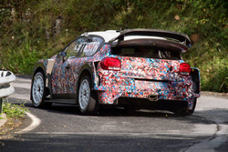 Kris Meeke, Paul Nagle, Craig Breen y Scott Martin , Citroën World Rally Team, Citroën C3 WRC Plus