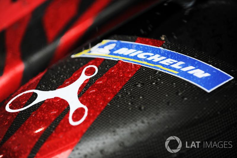 Rebellion Racing detail, dettaglio