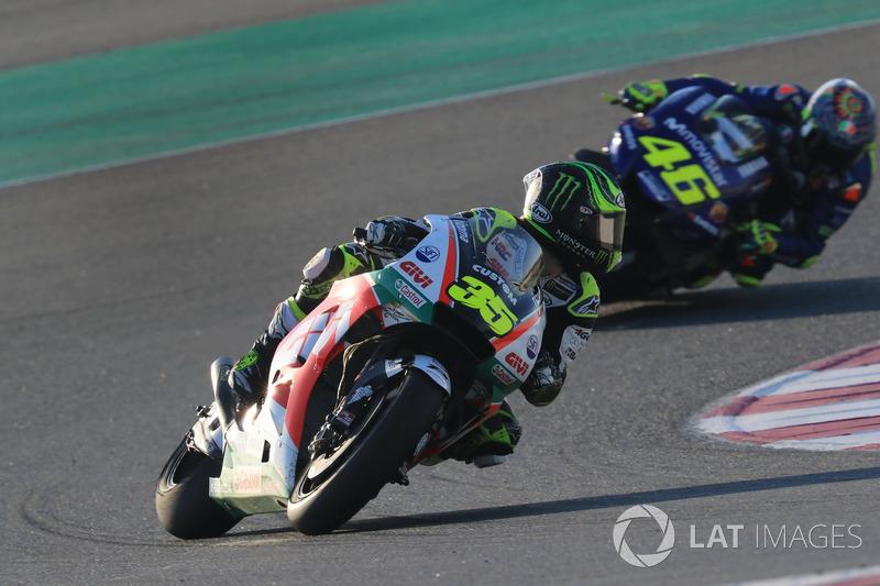 Crutchow, Valentino Rossi, Yamaha Factory Racing