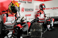 SS600: Irfan Ardiansyah dan Andi Gilang, Astra Honda Racing Team
