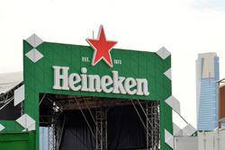 Escenario Heineken