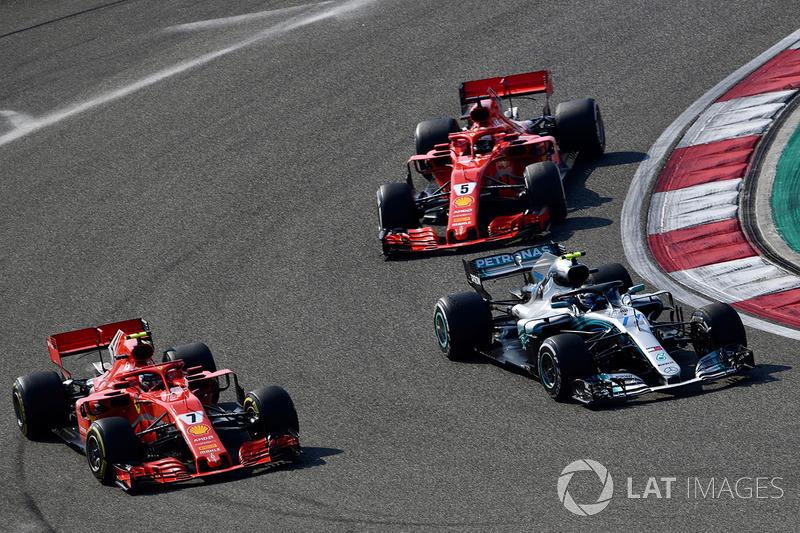 Forma-1 Räikkönen, a másodszámú?