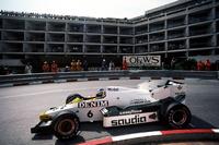 Keke Rosberg, Williams FW09