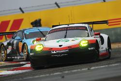 #91 Porsche GT Team Porsche 911 RSR: Richard Lietz, Frederic Makowiecki