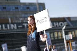 Grid Kid for Renault e.Dams